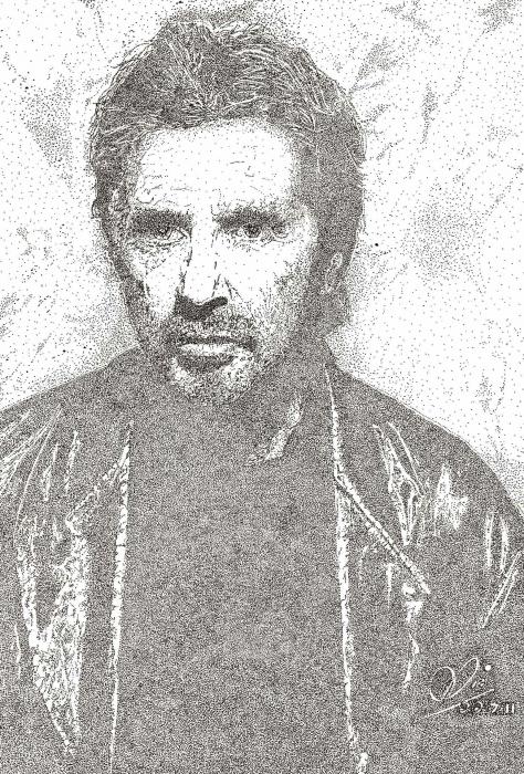 Al Pacino by Adzee